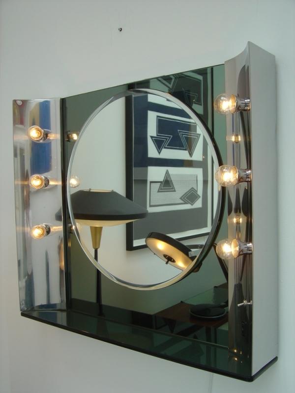 Johanna pinder wilson illuminated dressing mirror - Outstanding dressing table with mirror light arrounds ...